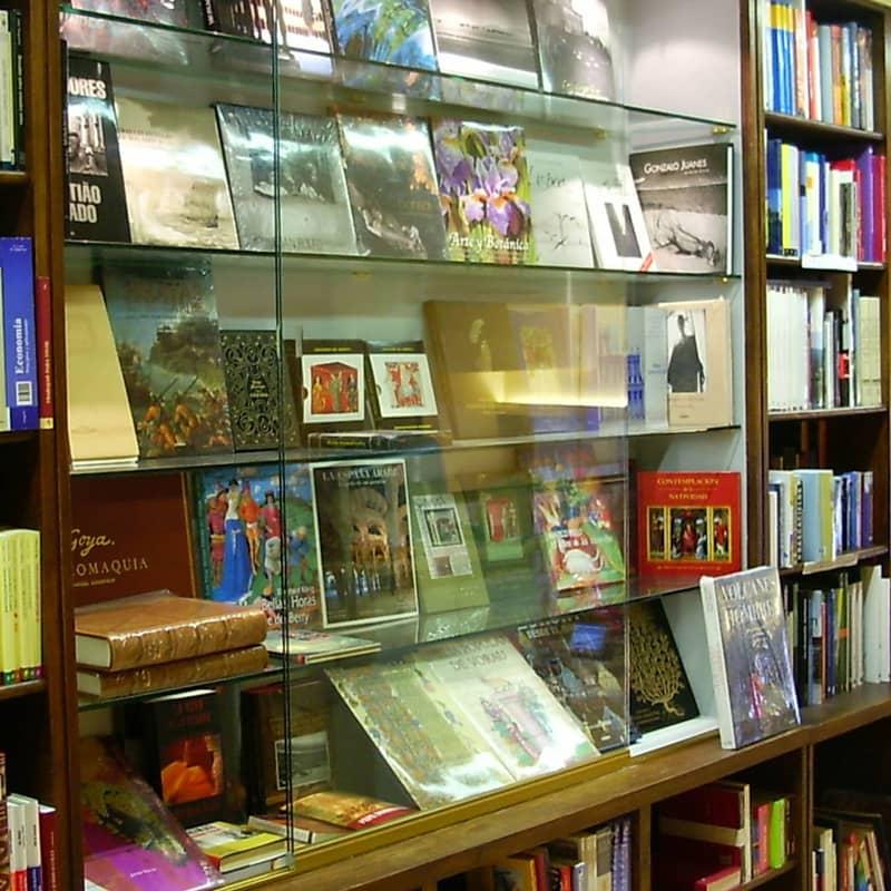 Muestra fotografia nº 5 de la galería de la Librería Artemis de León